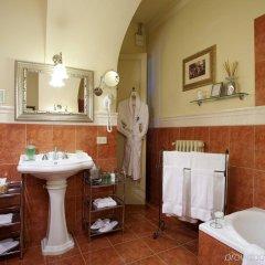 Отель Palazzo Magnani Feroni, All Suite - Residenza D'Epoca ванная