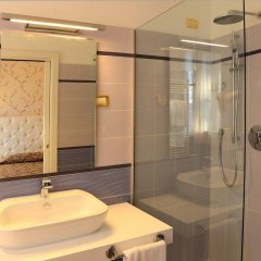 Отель Palazzo Bello Италия, Реканати - отзывы, цены и фото номеров - забронировать отель Palazzo Bello онлайн ванная фото 2