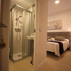 Отель Pensión San Martin ванная