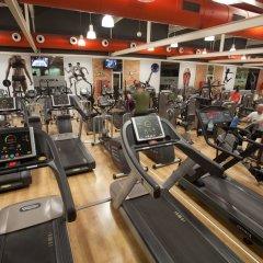 Olympia Hotel Events & Spa фитнесс-зал фото 4