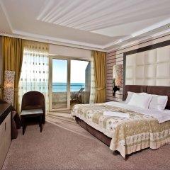 Отель Grand Hotel Pomorie Болгария, Поморие - 2 отзыва об отеле, цены и фото номеров - забронировать отель Grand Hotel Pomorie онлайн комната для гостей фото 5