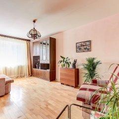Отель Home4day 2bedroom flat by Aurora cruiser Санкт-Петербург комната для гостей фото 5