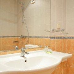 Отель Панорама Болгария, Албена - отзывы, цены и фото номеров - забронировать отель Панорама онлайн ванная фото 2