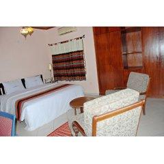Отель Afrikiko Turkish Restaurant & Guesthouse комната для гостей