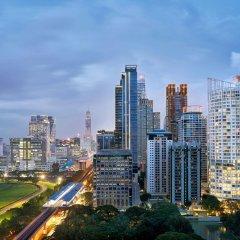 Dusit Suites Hotel Ratchadamri, Bangkok Бангкок городской автобус