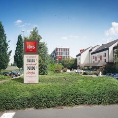 Отель Ibis Brussels Erasmus Брюссель парковка