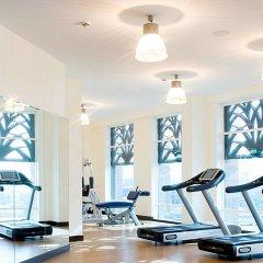 Отель Fraser Suites Dubai Дубай фитнесс-зал фото 4