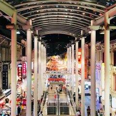 Отель Atlantis Pods at Chinatown Сингапур фото 3