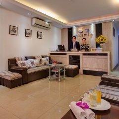 Отель Hanoi Focus Hotel Вьетнам, Ханой - отзывы, цены и фото номеров - забронировать отель Hanoi Focus Hotel онлайн интерьер отеля