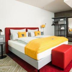 Отель niu Franz Австрия, Вена - отзывы, цены и фото номеров - забронировать отель niu Franz онлайн комната для гостей фото 5