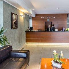 Отель Business Hotel Vega Wroclaw Польша, Вроцлав - отзывы, цены и фото номеров - забронировать отель Business Hotel Vega Wroclaw онлайн интерьер отеля фото 2
