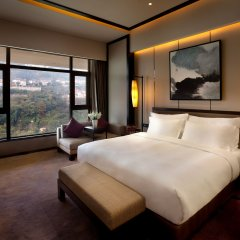 Отель Crowne Plaza Chongqing New North Zone комната для гостей фото 5
