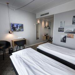 Aalborg Airport Hotel комната для гостей фото 5
