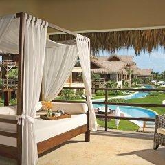 Отель Zoetry Agua Punta Cana All Inclusive балкон