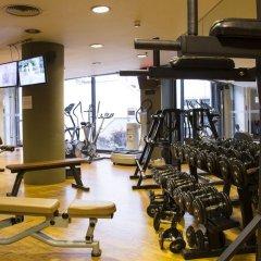 Отель Nikopolis Греция, Ферми - отзывы, цены и фото номеров - забронировать отель Nikopolis онлайн фитнесс-зал фото 3