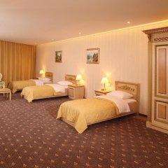 Гостиница SK Royal Москва 4* Семейный номер Делюкс с различными типами кроватей фото 3