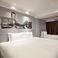 Отель Recenta Express Phuket Town Пхукет комната для гостей фото 4