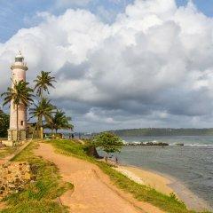 Отель Villa Ayura Шри-Ланка, Галле - отзывы, цены и фото номеров - забронировать отель Villa Ayura онлайн пляж