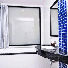 The BluEco Hotel ванная фото 2
