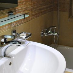 Отель Ocean Hotel Иордания, Амман - отзывы, цены и фото номеров - забронировать отель Ocean Hotel онлайн ванная фото 2