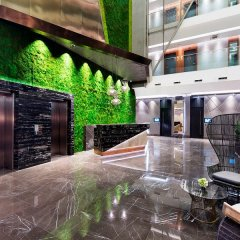 DoubleTree by Hilton Hotel Istanbul - Piyalepasa Турция, Стамбул - 3 отзыва об отеле, цены и фото номеров - забронировать отель DoubleTree by Hilton Hotel Istanbul - Piyalepasa онлайн фото 3