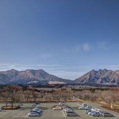 Отель Kyukamura Minami-Aso National Park Resort Villages Of Japan Минамиогуни фото 2