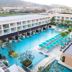 Отель Millennium Resort Patong Phuket бассейн