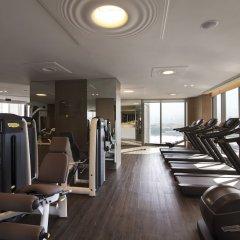 Отель Al Bandar Arjaan by Rotana фитнесс-зал