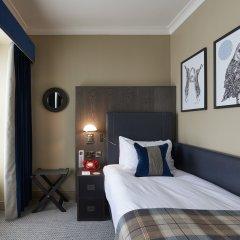 Kimpton Charlotte Square Hotel комната для гостей