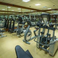 Mahaweli Reach Hotel фитнесс-зал