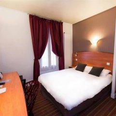 Kyriad Hotel XIII Italie Gobelins комната для гостей фото 2