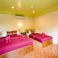 Отель Nid's Bungalows комната для гостей фото 4