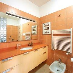 Отель YouinMilano Италия, Милан - отзывы, цены и фото номеров - забронировать отель YouinMilano онлайн ванная