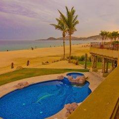 Отель Las Mananitas LM BB2 2 Bedroom Condo By Seaside Los Cabos бассейн