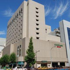 Отель Courtyard by Marriott Tokyo Ginza Япония, Токио - отзывы, цены и фото номеров - забронировать отель Courtyard by Marriott Tokyo Ginza онлайн парковка