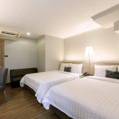 Отель Maxim'S Inn Бангкок комната для гостей фото 5