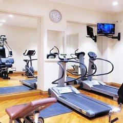 Hotel De La Ville фитнесс-зал фото 4