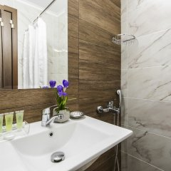 Egnatia Hotel ванная фото 2