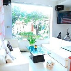 Отель Hoai Huong Homestay Далат в номере