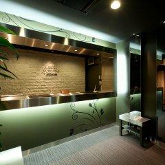 Отель Sunline Oohori Фукуока интерьер отеля