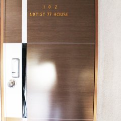 Отель artist77house Южная Корея, Сеул - отзывы, цены и фото номеров - забронировать отель artist77house онлайн интерьер отеля фото 2