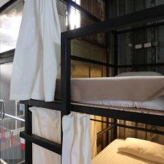Nivas Siam Hostel Бангкок ванная фото 2