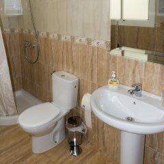 Отель Apartamentos Faycan Vecindario Весиндарио ванная