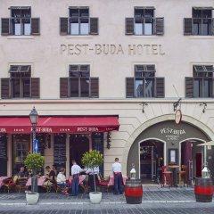 Pest-Buda Hotel - Design & Boutique вид на фасад фото 2