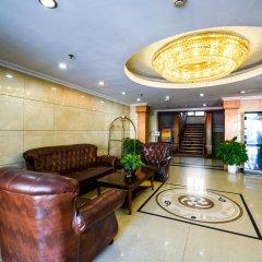 Beijing Jun An Hotel интерьер отеля