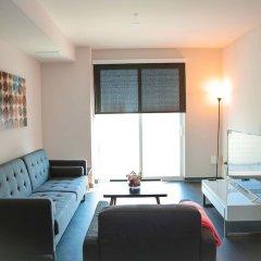 Отель Upscale Apartment in Downtown LA США, Лос-Анджелес - отзывы, цены и фото номеров - забронировать отель Upscale Apartment in Downtown LA онлайн комната для гостей фото 4