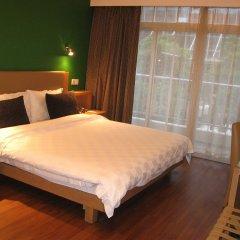 Отель Gangding Garden Inn комната для гостей фото 3