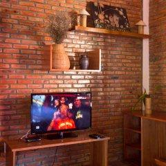 Отель An Bang Sunset Village Homestay интерьер отеля