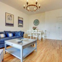 Апартаменты Lion Apartments - Monte Deluxe Сопот комната для гостей фото 2