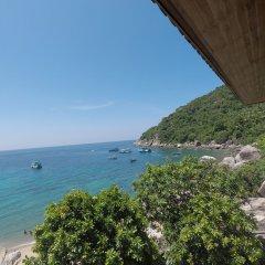 Отель Ao Muong Beach Resort пляж фото 2